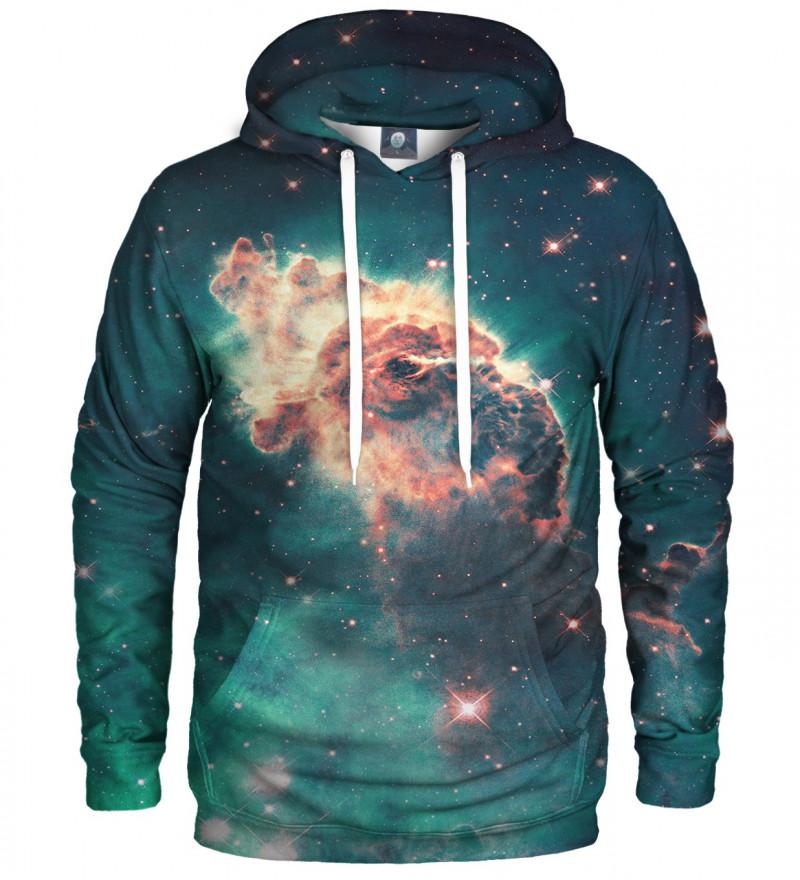 hoodie with galaxy motive