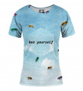T-shirt damski Bee yourself