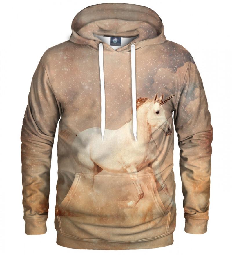 hoodie with unicorn motive