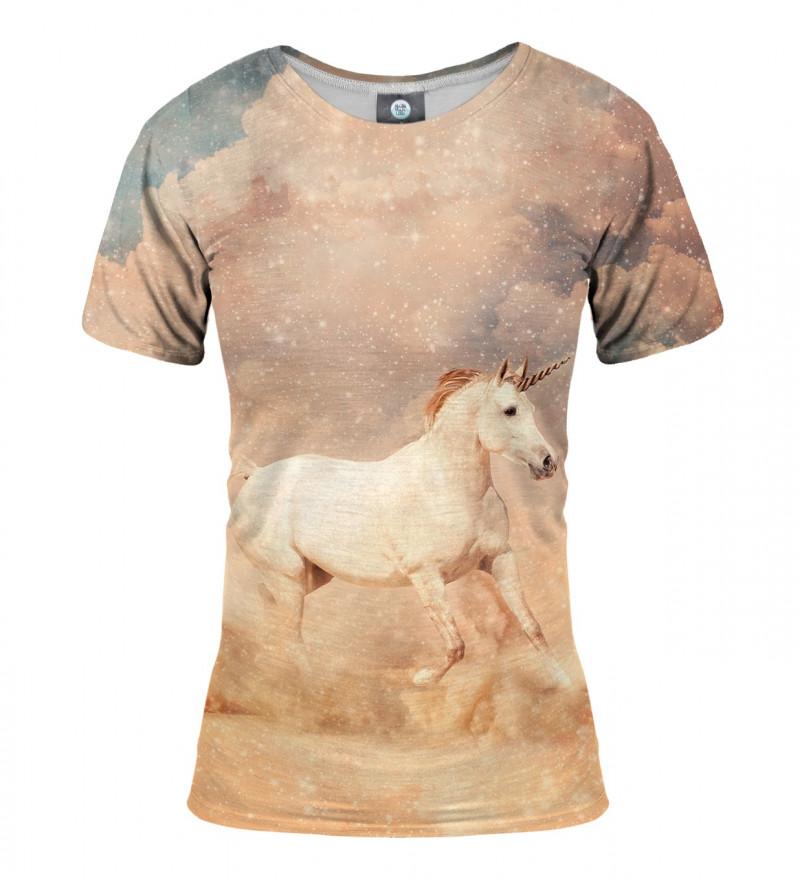 tshirt with unicorn motive