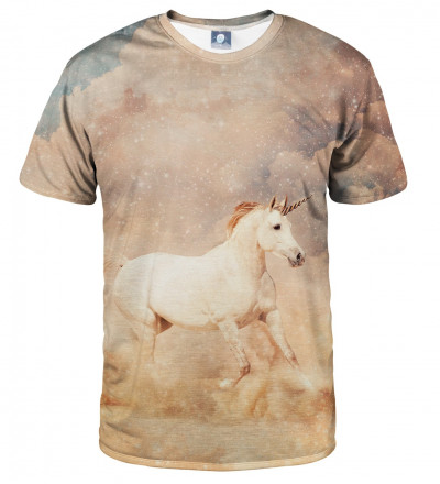 tshirt with unicorn motive