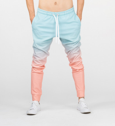 ombre sweatpants