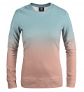 Ombre women sweatshirt