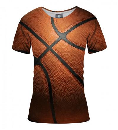 koszulka z motywem piłki co koszykówki