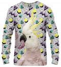 Crazy parrot Sweatshirt
