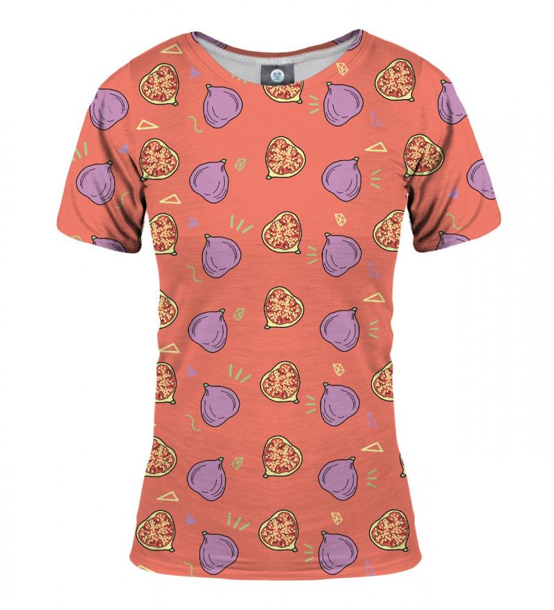 tshirt with figgy motive