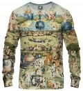 Your garden Sweatshirt, by Hieronim Bosch