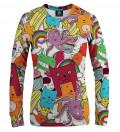 Monsters women sweatshirt