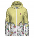 Unicorn Zip Up Hoodie