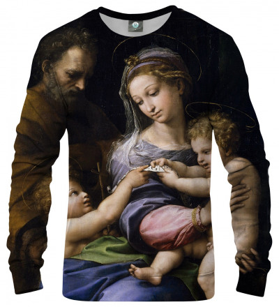 sweatshirt with holy women