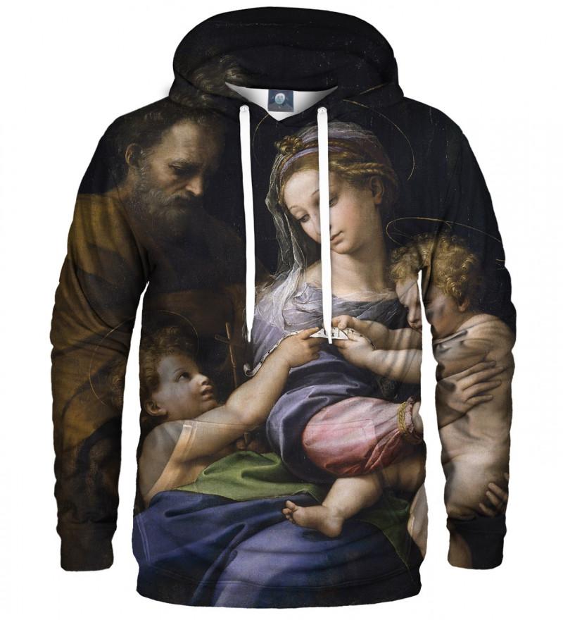 bluza z motywem świętej kobiety