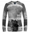 Man-down women sweatshirt