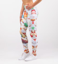 leggings with pills motive