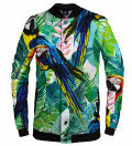 Jungle baseball jacket