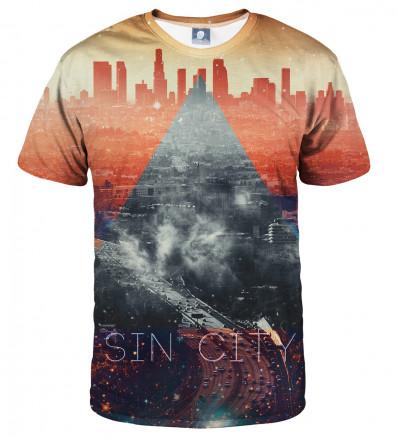 tshirt with sin city motive