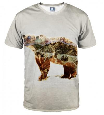tshirt with bear motive