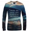 Exhale women sweatshirt