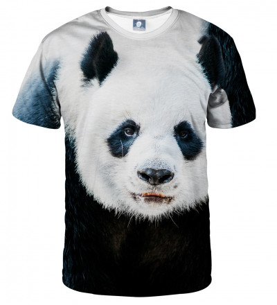 tshirt with panda motive