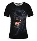 T-shirt damski Black panther