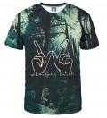 tshirt with whatever motive inscription