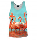 Flamingos Tank Top
