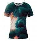 T-shirt damski Smoked out