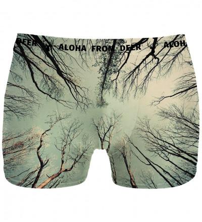 underwear with branches motive