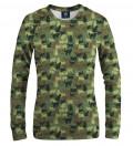 Camo cats women sweatshirt