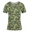 T-shirt damski Camo cats