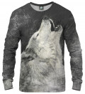 White wolf Sweatshirt