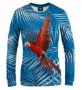 The parrot women sweatshirt