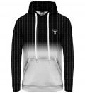 Fk you fade black women hoodie