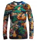 99 goddesses women sweatshirt