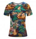 99 goddesses women t-shirt