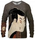 Kabuki illusion Sweatshirt