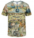 T-shirt The garden  of earthly delights