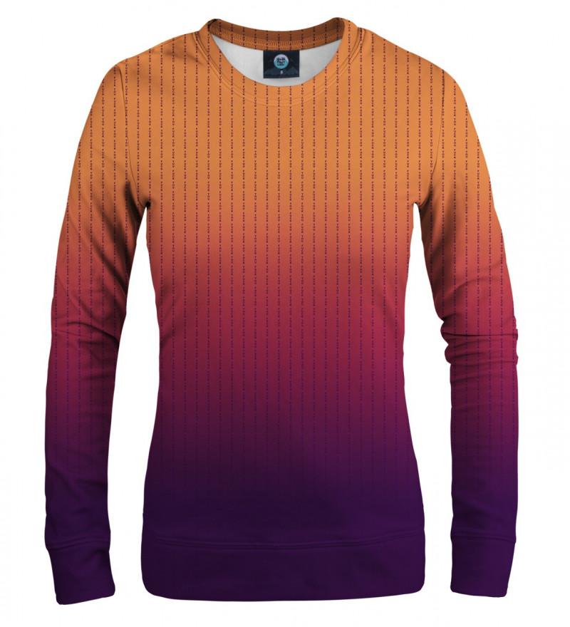 women sweatshirt with fk you inscription