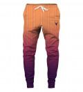 spodnie z napisem fk you