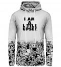Little upset women hoodie