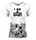 T-shirt damski Little upset