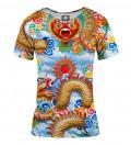T-shirt damski Dragonly