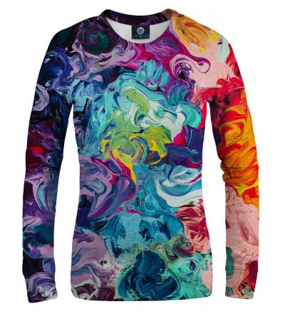 colorful women sweatshirt