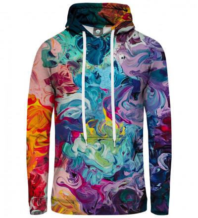 colorful women hoodie