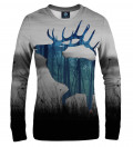 Forest bound women sweatshirt