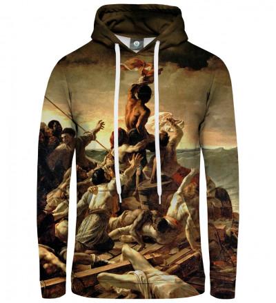 bluza z kapturem inspirowana twórczością Théodore'a Géricaulta