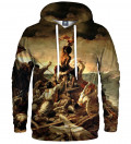 The raft of the Medusa Hoodie, by Théodore'a Géricault