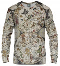 Map of the sky Sweatshirt, by Albrecht Durer