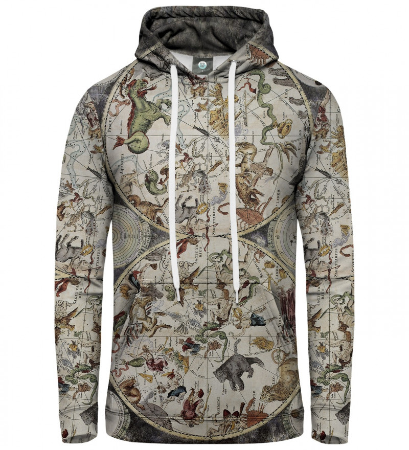 daska bluza z kapturem inspirowana twórczością A. Durer'a