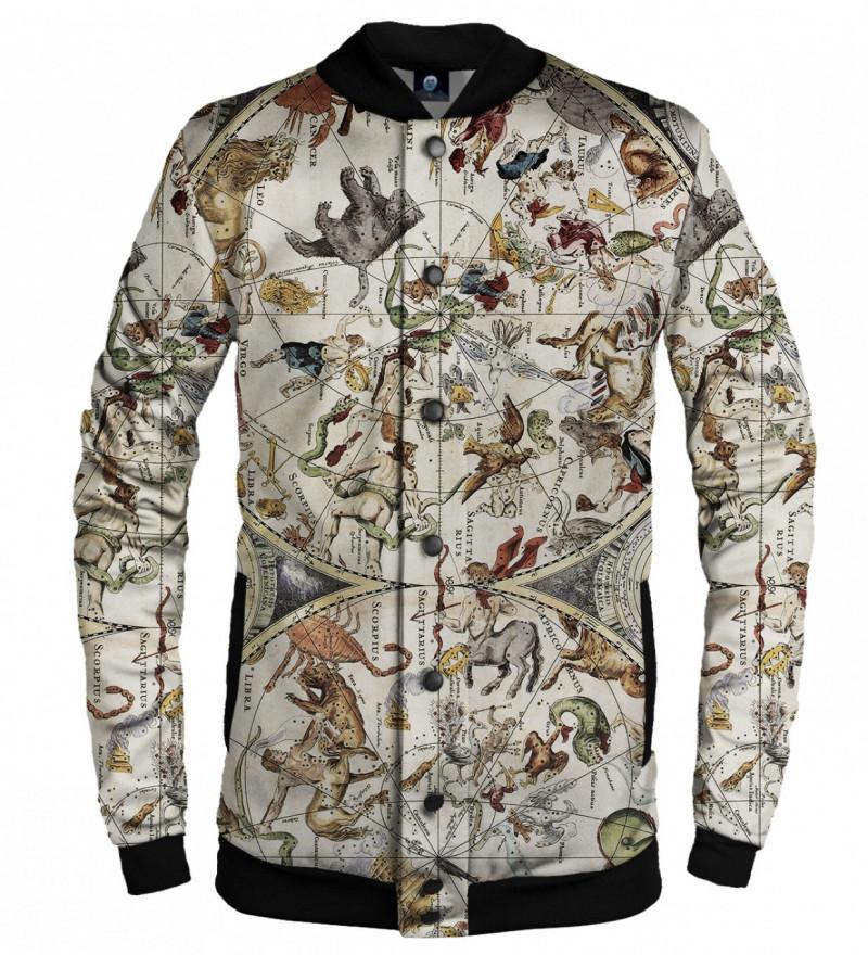 baseball jacket inspired by A. Durer