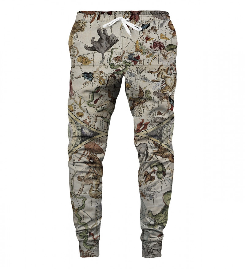 sweatpants inspired by A. Durer